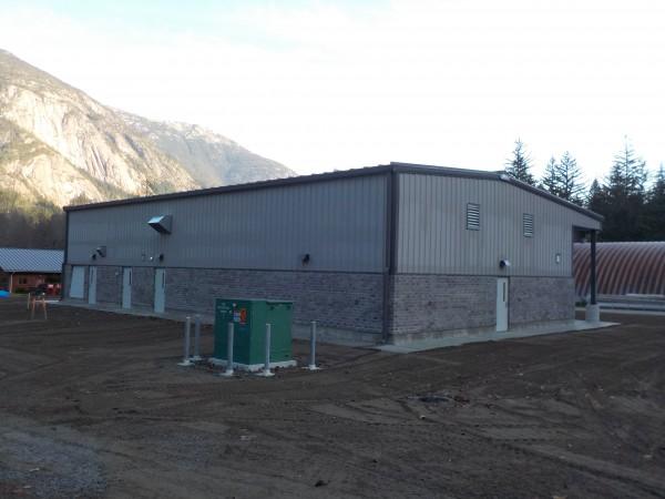 Snootli Creek Hatchery